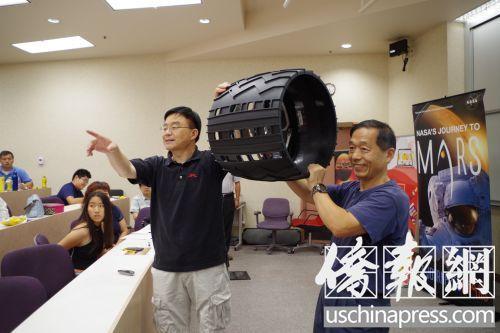 华裔科学家:STEM要成STEAM 创新从高中生抓起