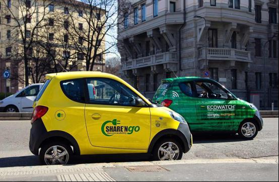 知豆携手Share'ngo 共创欧洲绿色出行新生态