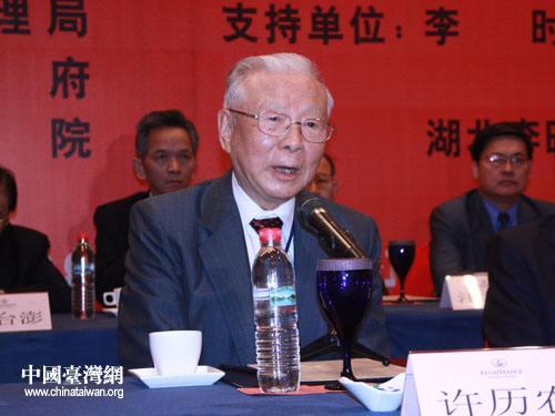 """台湾退役上将公开表示""""不再反共""""遭绿营围攻"""