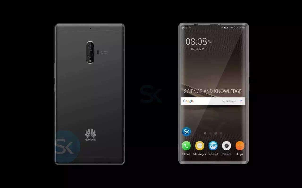 秒iPhone8/Note8!华为Mate 10首发麒麟970