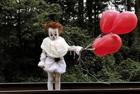 3岁男童被扮成惊悚小丑