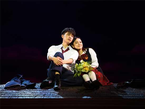 汪小敏拒绝copy 个性出演《不能说的秘密》