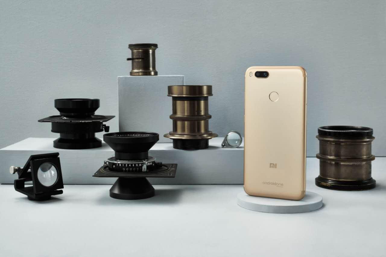 小米、谷歌携手发布小米A1 原生安卓系统
