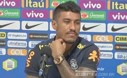 保利尼奥将首次担任巴西队长 8场世预赛5球2助攻