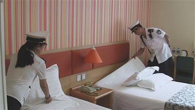 北京快捷酒店卫生抽检9成合格 不合格单位被处罚和集中约谈