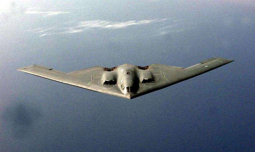 美媒:美军战轰将配核巡航导弹 让对手惊慌害怕
