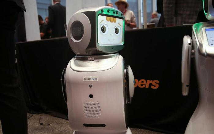 外媒盘点IFA 2017最酷最抢眼的智能电器