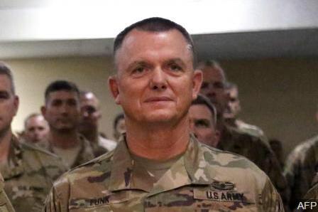 美国国防部任命打击IS多国联盟新指挥官