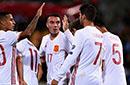 世预赛-莫拉塔2球伊斯科席尔瓦建功 西班牙8-0领跑