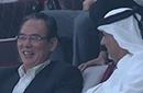 蔡振华:里皮将执教至2019 郑智主动背红做得很好