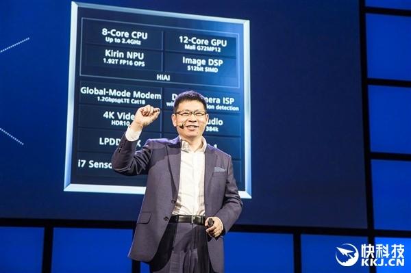 诺言兑现!华为超越苹果:成全球第二大手机厂商