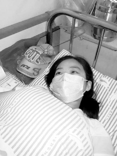 学霸姐姐转院治疗 15岁弟弟为她做骨髓移植的配型