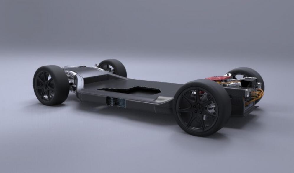 威廉姆斯发布全新电动汽车概念平台FW-EVX