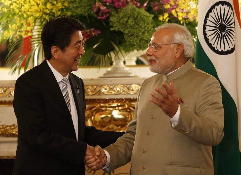 日印明年举行反恐演习 印媒:或让中国不高兴