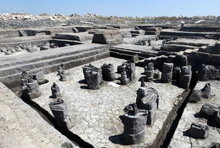宁波发掘距今约5800年新石器时代遗址