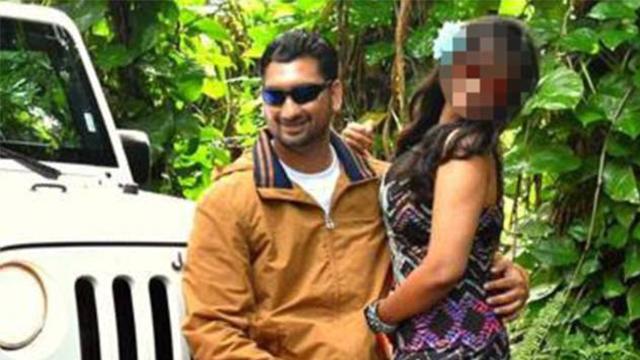 """印度夫妇专程飞到美国殴打儿媳 自称""""帮儿子管教"""""""