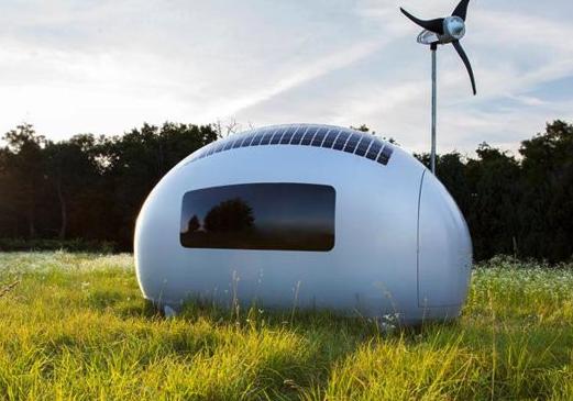 盘点全球最有科技范儿的漂亮小屋