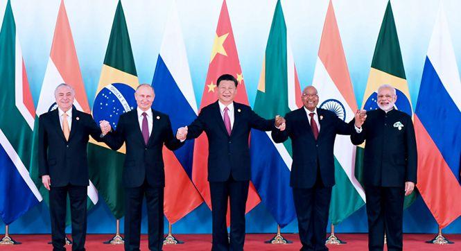开启新的金砖合作发展之门——习近平主席出席金砖国家领