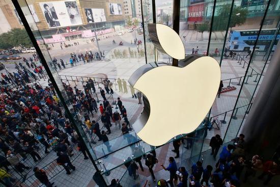 中国应用商店删了100万个应用 开发者怒告苹果