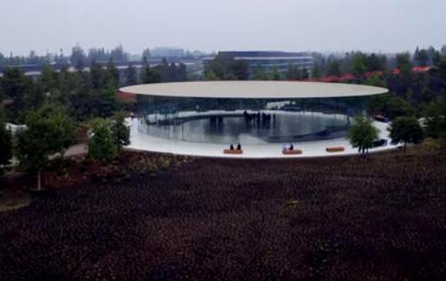 乔布斯剧院内真皮座椅1.4万美元1个 苹果真有钱