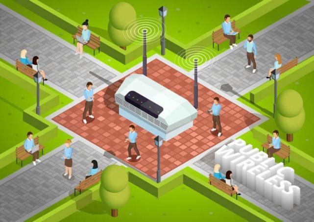 迪拜准备安装Wi-Fi智能灯标 还要修太阳能公路