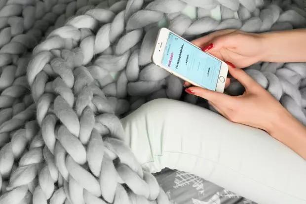 世界上首条会发热的智能毛毯出现 可续航9小时