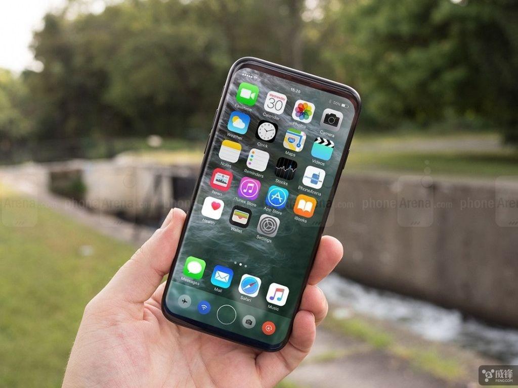 苹果之前考虑后置Touch ID?然后又放弃?