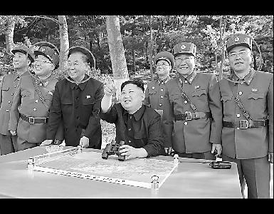 """西方媒体起底朝鲜""""核智囊"""":三人享受殊荣"""