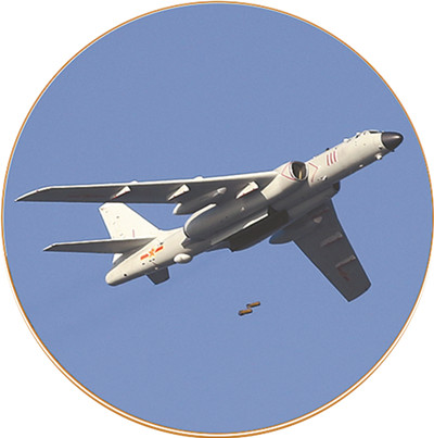 南部战区空军轰-6K远海战巡曾遭遇惊险时刻