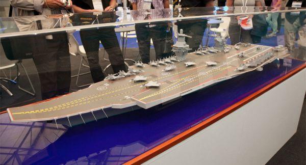 俄媒:俄将兴建更大船坞 可建11万吨级航母