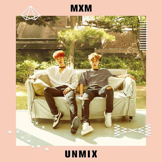 韩国全新超人气偶像组合MXM 携首张迷你专辑出道