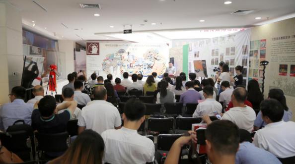 """""""博物馆进校园——'一带一路'VR文化遗产高校博物馆巡展""""在中国传媒博物馆正式启动"""