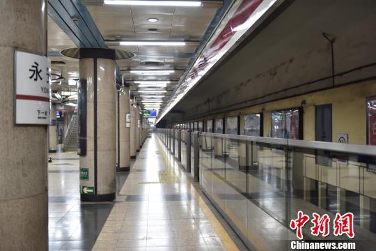 北京地铁1号线安全门全线投入使用 19条线路实现全覆盖