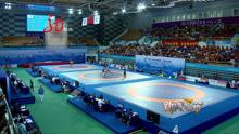 龙江力士勇夺全运古典式摔跤130公斤级冠军