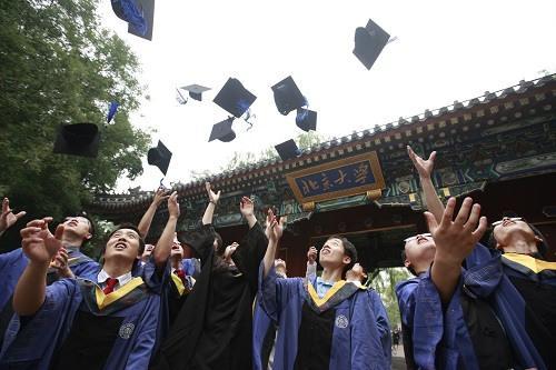 """外媒:中国大学全球排名上升 """"留学热""""或将降温"""
