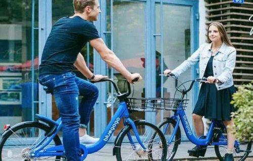 共享单车出海情况:受当地政府欢迎 上升空间大