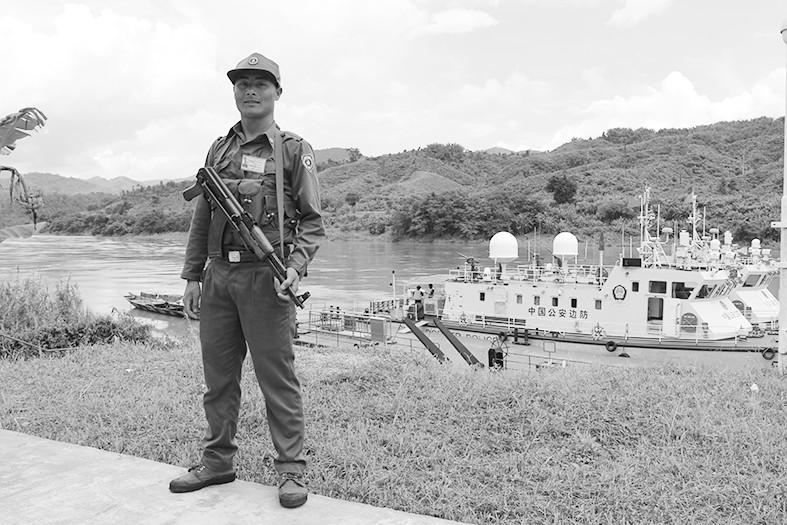 见证湄公河四国巡航威慑力 商人感叹中国强大