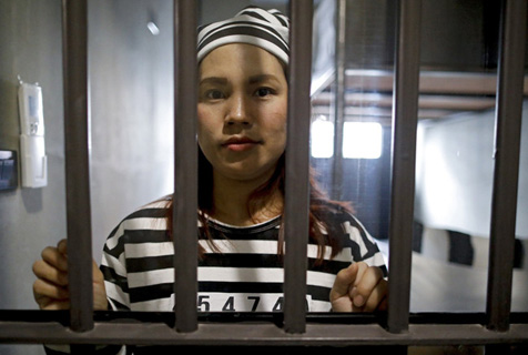 泰国建监狱主题酒店 体验坐牢的感觉