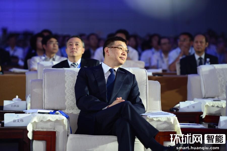 华为常务董事徐文伟:共建全联接智能社会