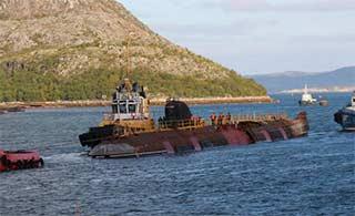苏联核潜艇重见天日将改博物馆
