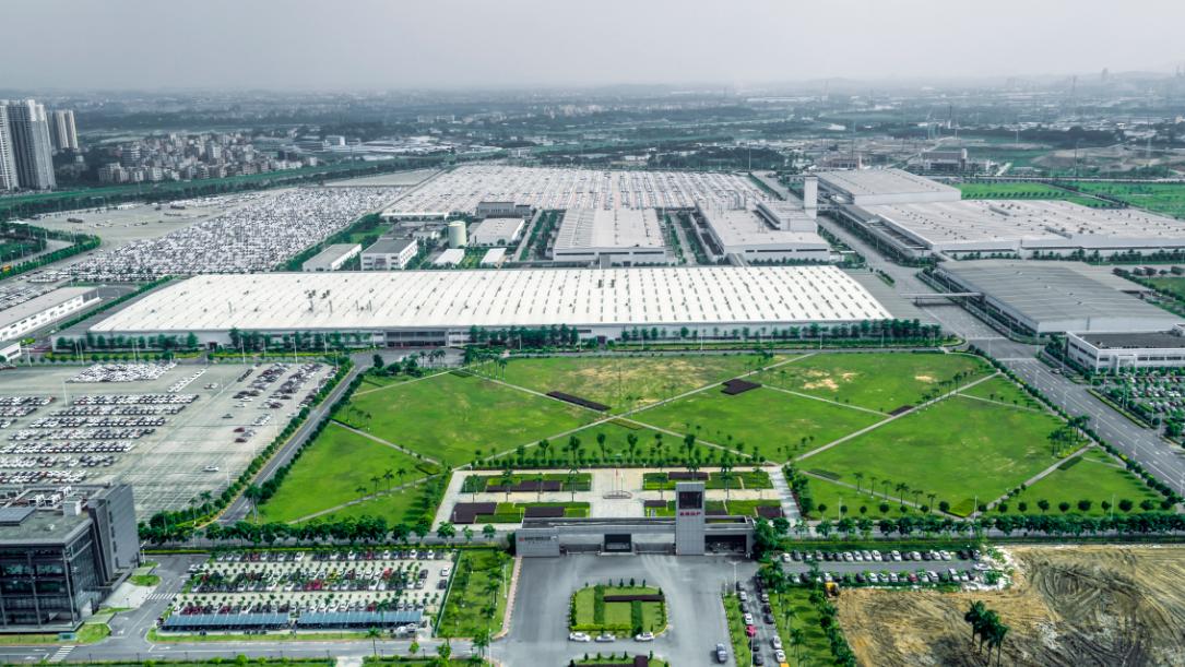 """东风日产获评工信部首批""""绿色工厂示范单位"""" 致力构建绿色产业生态链"""