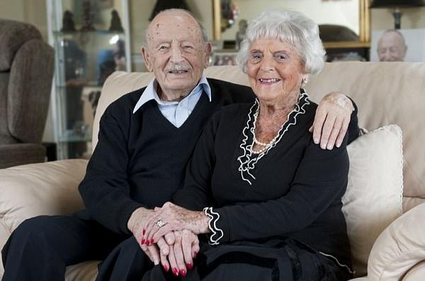厉害了!英国脱欧引起百岁夫妻首次争吵