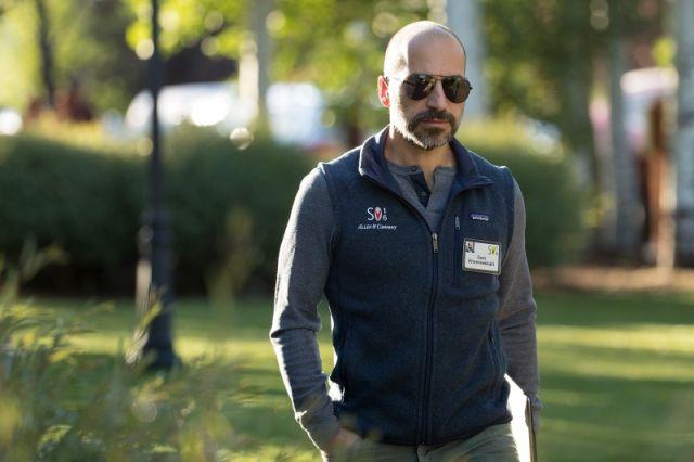 专心企业运营 Uber新CEO将卸任纽约时报公司董事