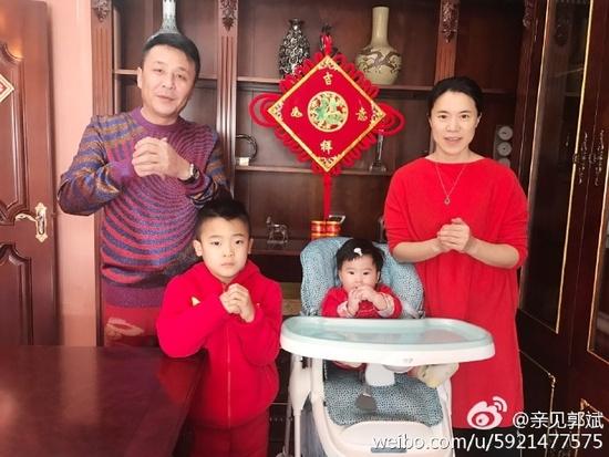 王楠:感恩患癌时丈夫郭斌不离弃 他能解决所有事