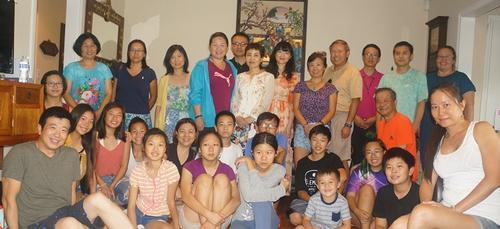美华裔青少年参加寻根之旅:中国带来全新体验