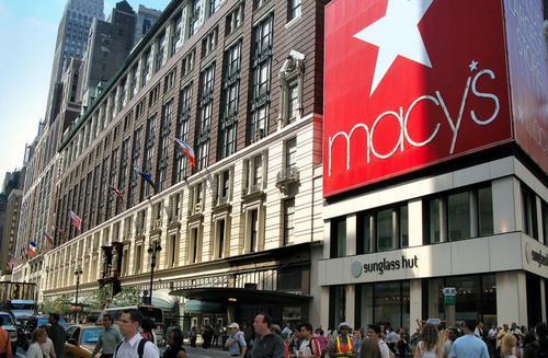 美媒:美国梅西百货被指拒绝卖东西给中国人?