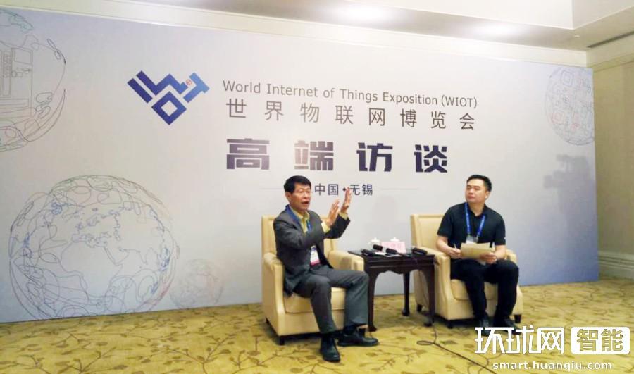 """诺基亚贝尔总裁王建亚:做物联网连接的""""使能者"""""""