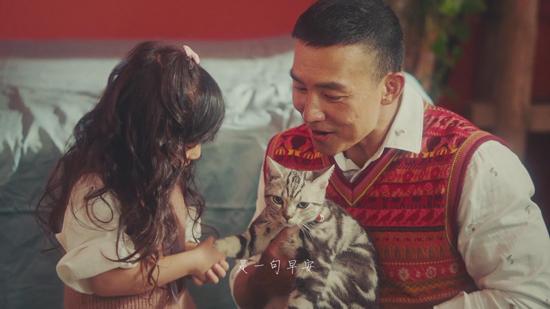 《爸爸5》发环保宣传片 刘畊宏为小泡芙穿越荒芜