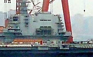 喜报传来:002航母或正安装雷达