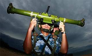 防空部队还在用这设备空中预警